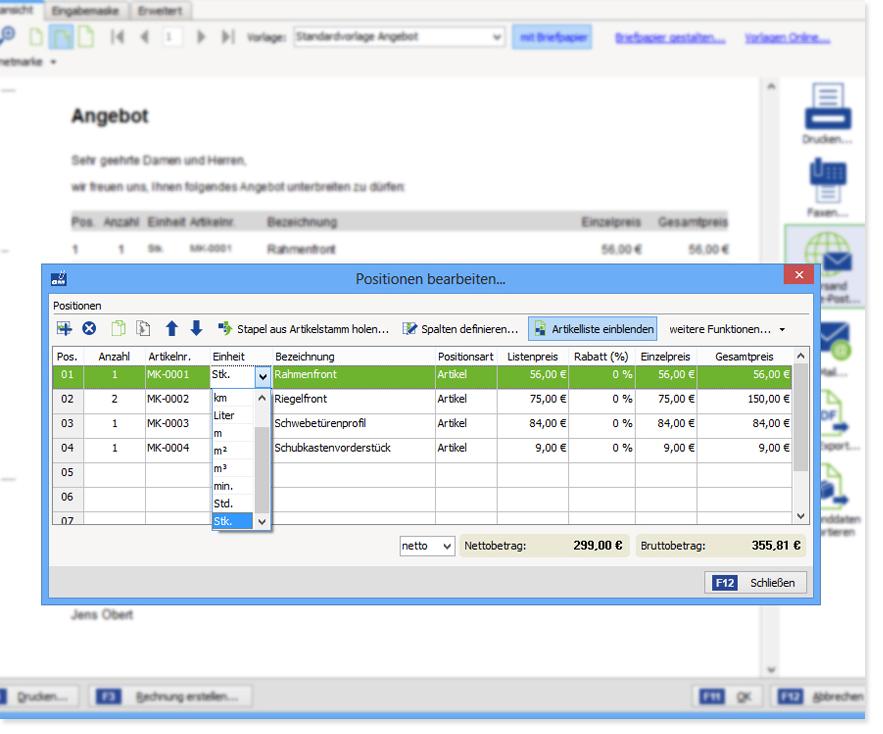 Orgamax Die Bürosoftware Pc Netzwerkservice Wörl